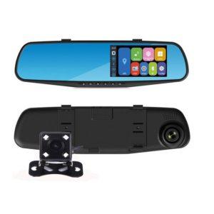 Camera auto dubla tip oglinda retrovizoare