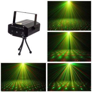 Proiector Lumini Laser Disco