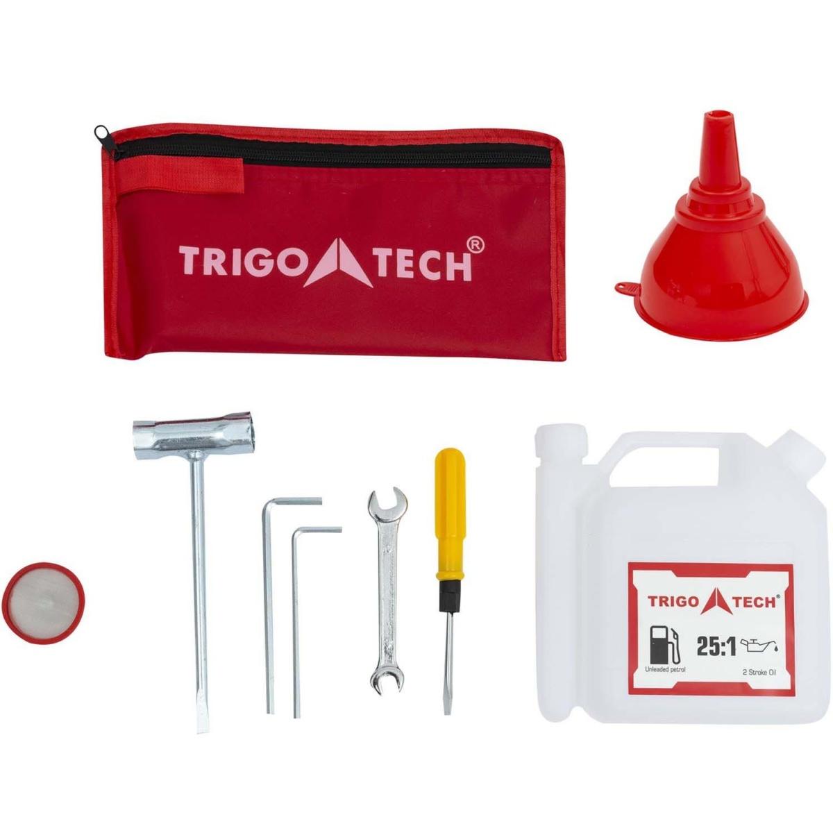 Motoburghiu Trigo Tech 1.5 KW,2.5 CP,51.7 CC,Foreza Pamant, Teox.ro (6)