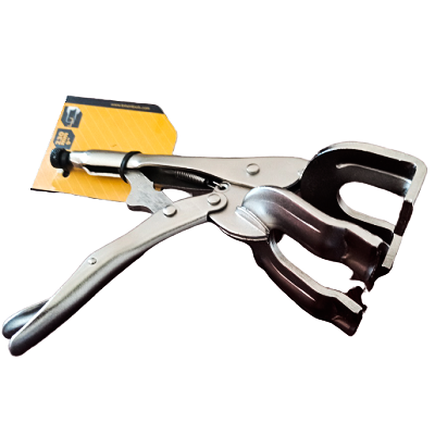 Clema Sudura 230mm,Otel Carbon Forjat,Deschidere maxima 60mm Teox (4)
