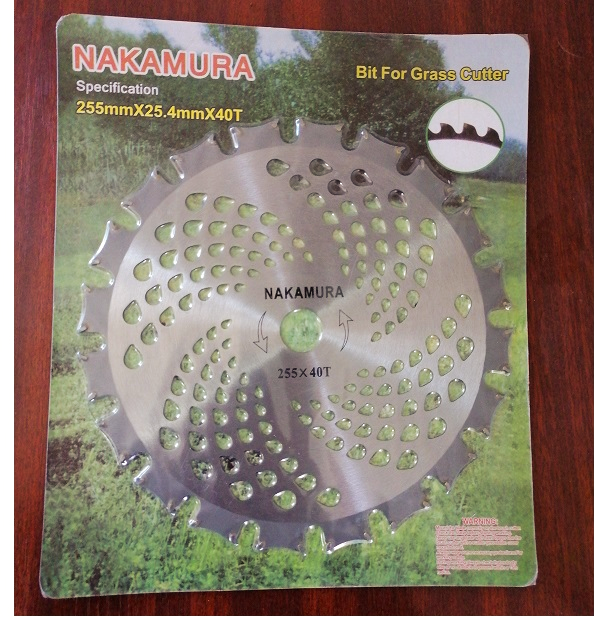 Disc Motocoasa Iarba, 250x25.4x40T,Dinti Vidia Dublu Sens Teox.ro (2)