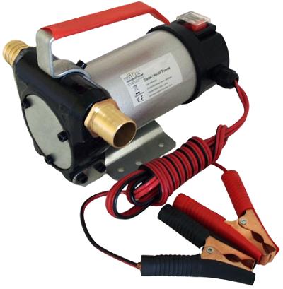 Pompa Autoamorsare Transfer Lichide, Combustibil, Uleiuri, 24v, 4500RPM Teox.ro