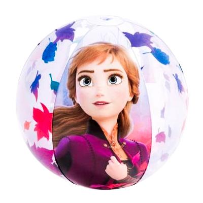 Minge Gonflabila Pentru Plaja Cu Frozen,Diametru 51 cm (2)
