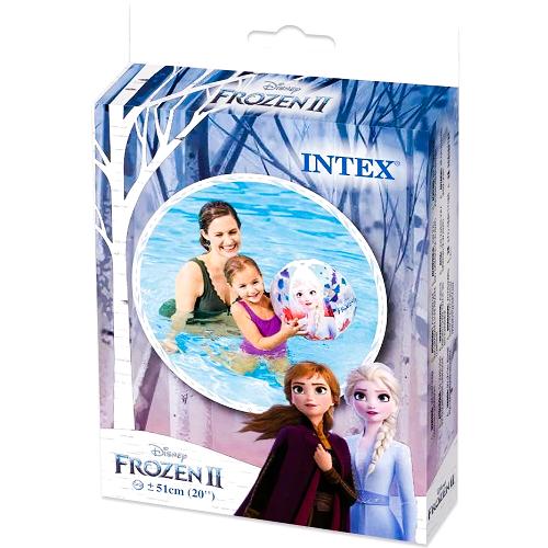 Minge Gonflabila Pentru Plaja Cu Frozen,Diametru 51 cm (4)