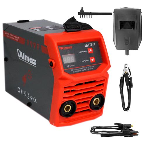 Aparat Sudura 250A ALMAZ TB-250S+Accesorii,Invertor Teox