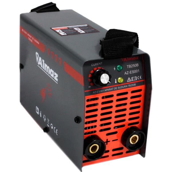 Aparat Sudura 250A AZ-ES001+ Accesorii , Invertor Teox