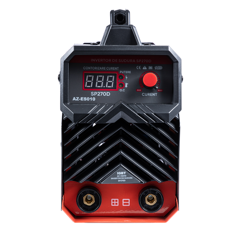 Aparat Sudura 270A Almaz AZ-ES010 SP270D,Accesorii,Invertor Teox (4)