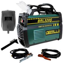 Aparat Sudura Brillo 320A,AH LCD,Anti Lipire,Invertor IGBT - Copy