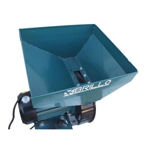 Moara Electrica Cereale si Uruiala Brillo, 3800w, 2900 rpm, 250kgh,Teox.ro (3)