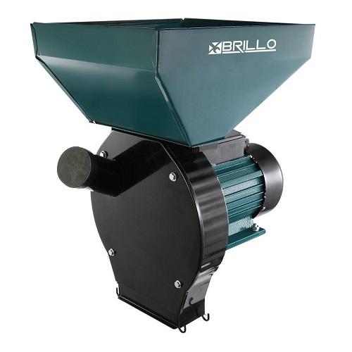Moara Electrica Cereale si Uruiala Brillo, 3800w, 2900 rpm, 250kgh,Teox.ro