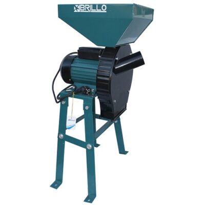 Moara Electrica cu Suport Brillo, Cereale,Uruiala ,3800 Kw, 250kgh Teox.ro