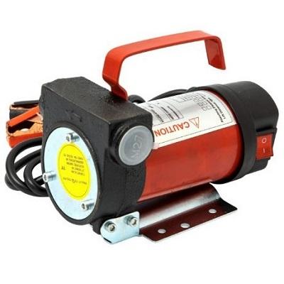 Pompa Autoamorsare Transfer Lichide, Combustibil, Uleiuri, 12v, 4200RPM Teox.Ro 1