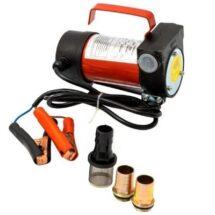 Pompa Autoamorsare Transfer Lichide, Combustibil, Uleiuri, 12v, 4200RPM Teox.Ro 2