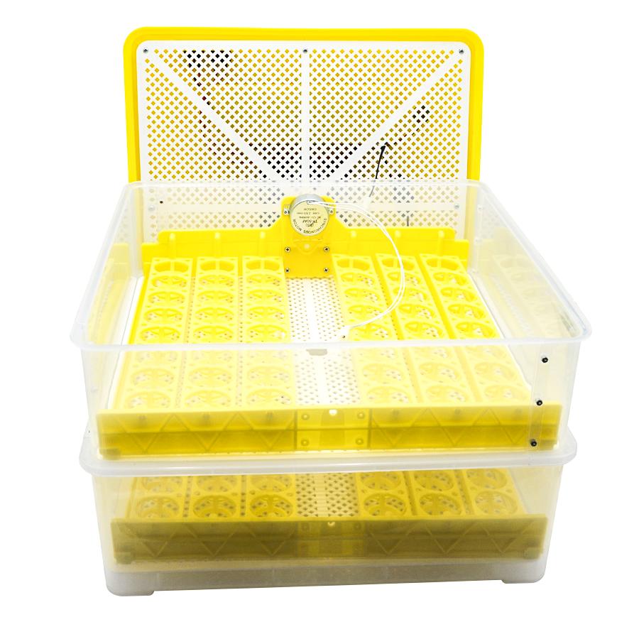 Incubator 96 oua, sistem automat de intoarcere, control al umiditatii si al temperaturii, Teox (2)
