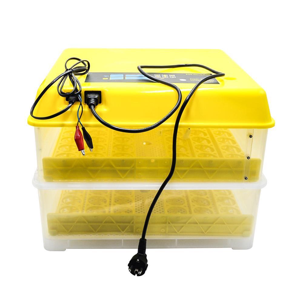 Incubator 96 oua, sistem automat de intoarcere, control al umiditatii si al temperaturii, Teox (4)