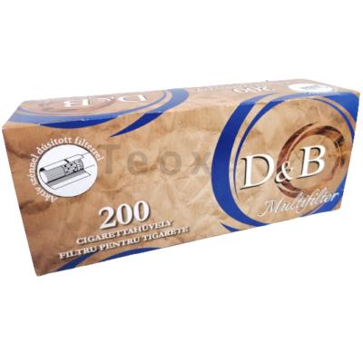 Tuburi Tigari Multifilter Carbon Teox.ro