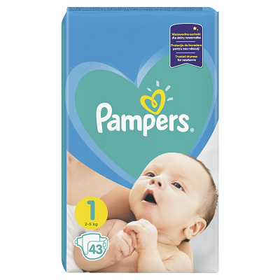 Pampers Active Baby Nr 1