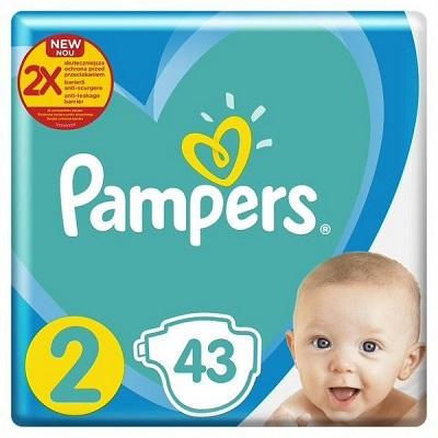 Pampers Active Baby Nr 2
