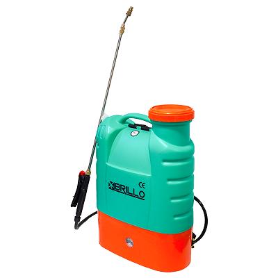 Pompa Stropit cu Baterie,Brillo,Manometru,16 litri,5.5bar, Lance 85 cm,4 Duze,Teox.ro (2)