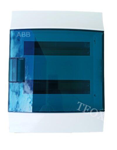 panou electric abb 24 module aplicat teox.ro