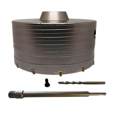 Carota Beton 120mm, Suport SDS Plus M22x300 Teox (4)